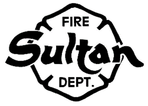 Old Sultan Fire Department Logo